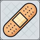Bandage Injury Aid Icon