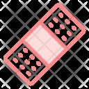 Bandage Saniplast Medical Icon