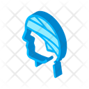 Bandaged Brain Character Icon