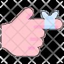 Bandaged Buke Hand Icon