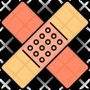 Bandages Band Aid Icon