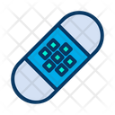 Wound Band Aid Medical Icon