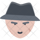 Bandit Bandits Crime Icon
