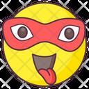 Bandit Emoji Bandit Expression Emotag Icon