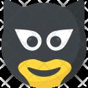 Bandit Emoticon Icon