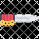Bandit Knife Icon