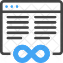 Web Hosting Server Icon
