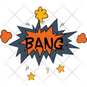 Bang Explosion Icon
