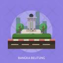 Bangka Belitung Travel Icon