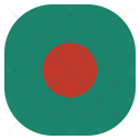 Bangladesh National Country Icon