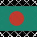 Bangladesh National Country Icon