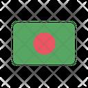 Bangladesh Bd Flag Country Icon