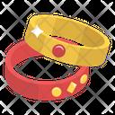 Bangles Armlets Jewelry Icon