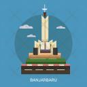 Banjarbaru Icon