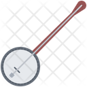Banjo Music Instrument Icon
