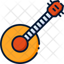 Banjo Instrument Music Instrument Icon