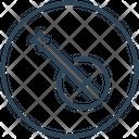 Device Audio Banjo Icon