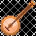 Banjo Balalaika Sitar Icon