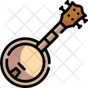Banjo String Instrument Musical Instrument Icon