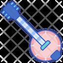 Banjo Instrument Music Icon