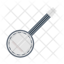 Banjo Guitar Musical Icon