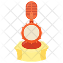 Banjo Trophy Icon