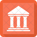 Bank Government Icon