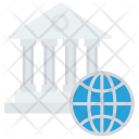 Bank Finance Saving Icon