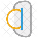 Bank Coin Donation Icon
