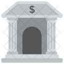 Bank Court Exterior Icon