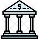 Bank Government Building Building Icon