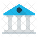 Bank Safe Security Icon