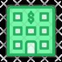 Government Finance Dollar Icon