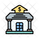 Bank Payment Transaction Icon