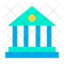 Building Finance Government Building Icon