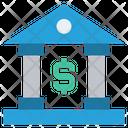 Banking Court Finance Icon