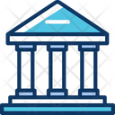 Bankv Bank Money Investment Icon
