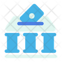 Banking Investation Currency Icon