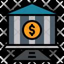 Financial Finance Bank Icon