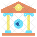 Minvestment Bank Bank Finance Icon