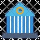 Bank Courthouse Finance Icon Icon