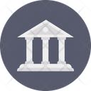 Bank Finance Investment Icon
