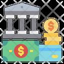 Bank Money Card Icon