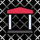 Bank Finance Dollar Icon