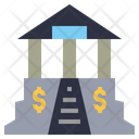 Bank Banknote Deposit Icon