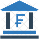 Business Financial Building Icon
