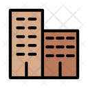 Building Apartment Residential Icon
