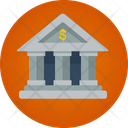 Bank Banking Building Icon