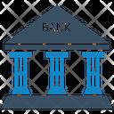 Bank Bank To Bank Bank Transfer Icon