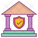 Banks Secure Protection Icon
